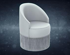 3D asset DIMORESTUDIO Poltroncina Chair 068