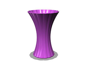 Decorative Vase 3D printable model