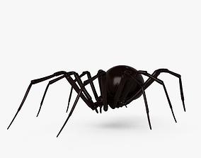 Black Widow Spider HD 3D