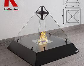 biokamino LOUVRE 3D model