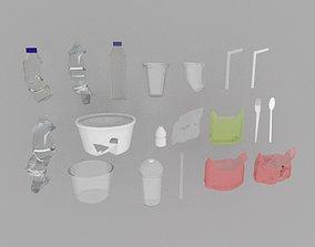 Plastic 3D model