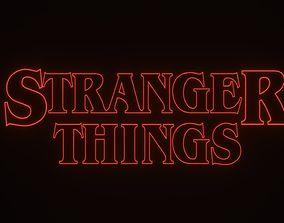 Stranger Things For EEVEE 3D