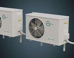 3D model Air Conditioner 6A