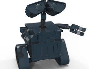 Wall-E 3D printable model