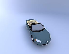 3D Chrysler Sebring Convertible 2001