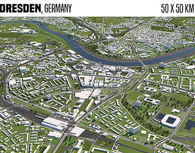 Dresden Germany 3D