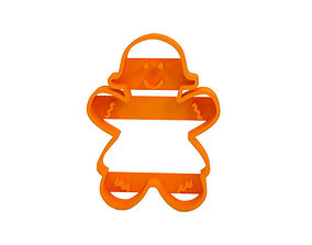 3D print model Cookie cutter kitchen dining