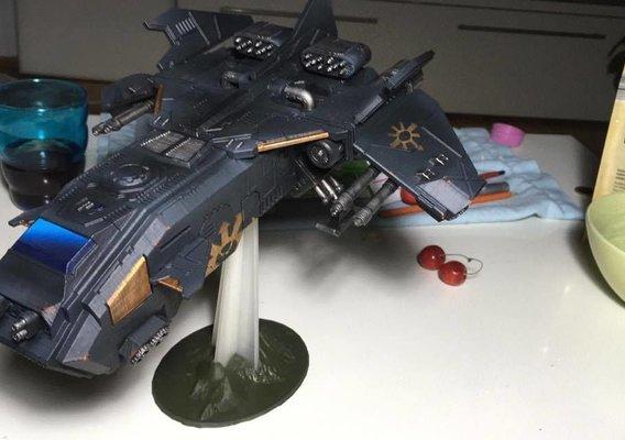 SkyStormEagle