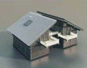 cottage 3D printable model