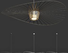Petite Vertigo Ceiling Light by Constance Guisset 3D model