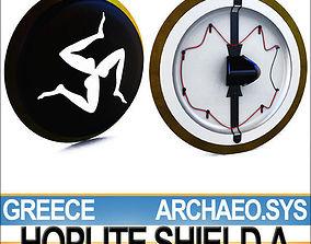 Greek Hoplite Shield Model A