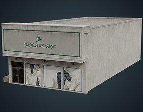 3D asset Building 11