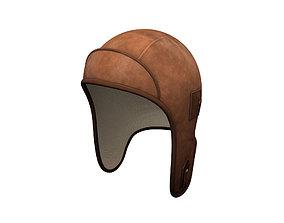 3D Aviator Cap