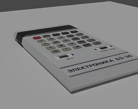 MK36 old calculator 3D model VR / AR ready