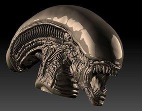 movie xenomorph inspired Alien 3 3d print