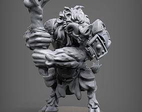 Wereboar 3D printable model