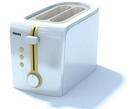 White Toaster 3D