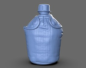 3D model Military Water Bottle Canteen
