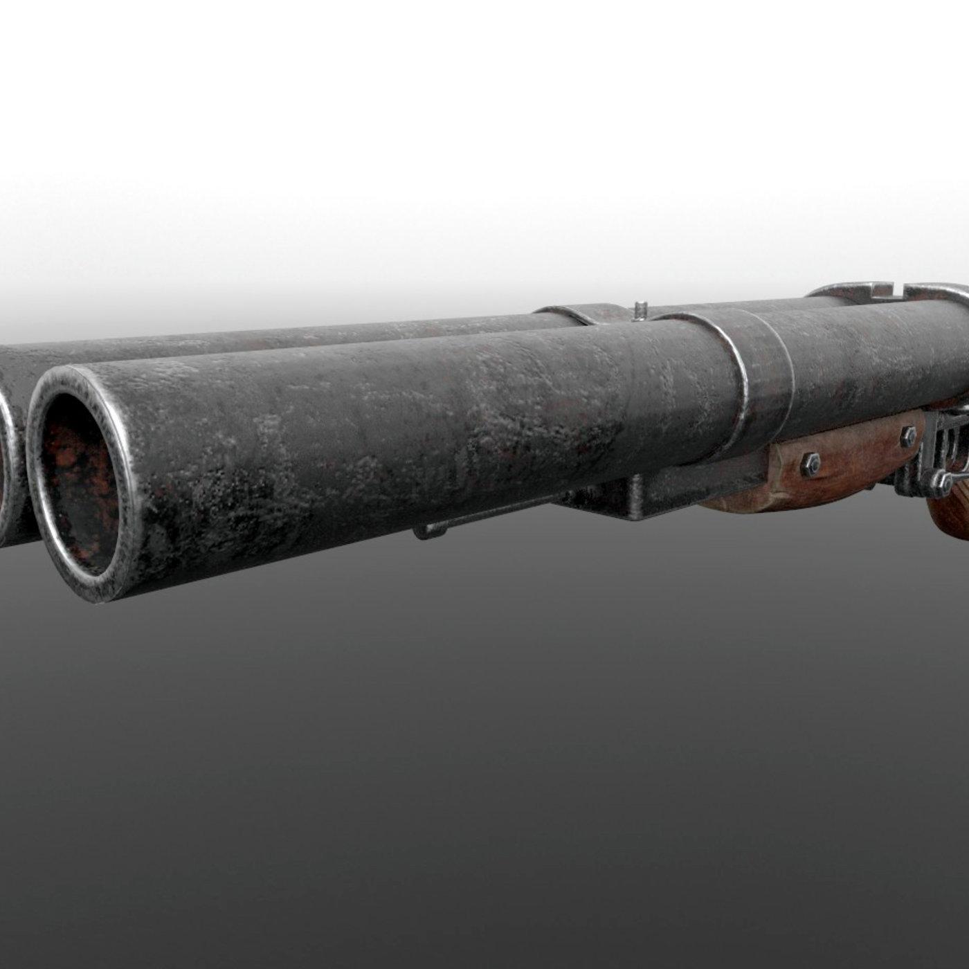 makeshift shotgun