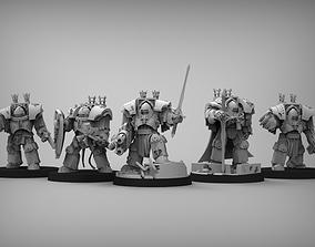 3D printable model Zelot Heavy Troopers
