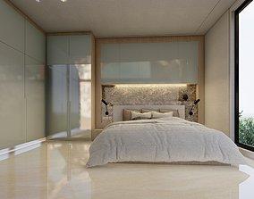 master bedroom korean style 3D print model