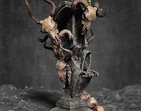 3D fantasy object 51 AM153