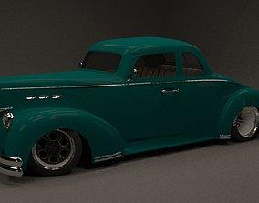 custom coupe 3D