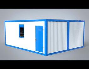 Modular office 30m2 3D