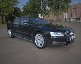 3D Audi A8