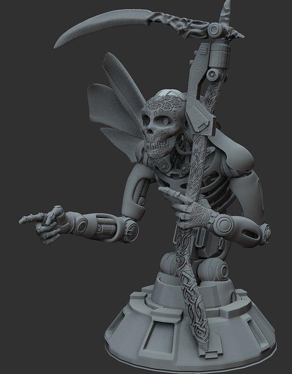 Robotic Ripper