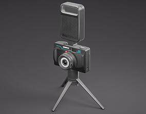 Smena-35 camera 3D model