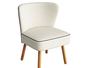 Zara Home Chair 3D