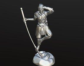 Monkey King figurine 3D print model