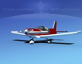 3D Zlin Z 242 V07