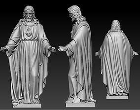jesus 3D deity