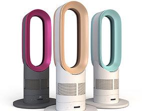 Air cleaner 3D asset