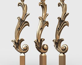 Classic baluster 3D