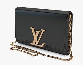 Louis Vuitton Bag 07 3D model