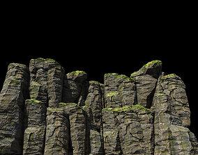 Cliff 3D asset