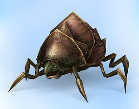 Fantasy Bug 3D model