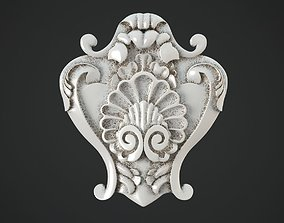 3D printable model Decor cnc decorate