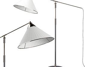Dio Floor Lamp 3D model
