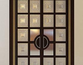 3D Lobby door