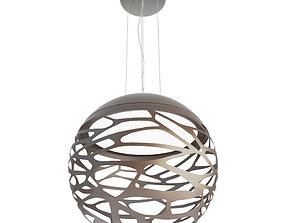 Kelly Sphere Pendant Lamp 3D model