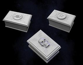 Trinket Boxes 3D print model