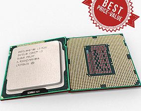 3D Intel i3