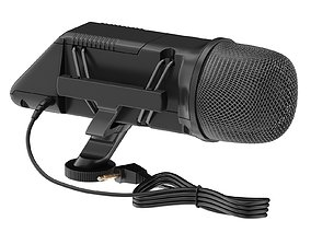 3D RODE Stereo VideoMic Microphone