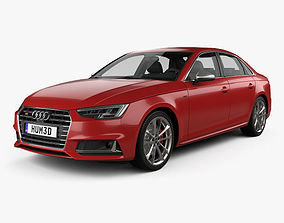 3D Audi S4 2016