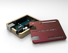 3D printable model Stark Industries Arduino Uno Case