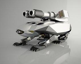 3D model TIGERROBOT